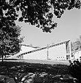 Gebouw van de agrarische faculteit van het Weizmann-Instituut te Rehovot, Bestanddeelnr 255-3943.jpg