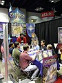 Gen Con Indy 2008 - Shara demo 1.JPG