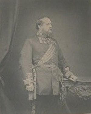 John Yorke (British Army officer) - General John Yorke