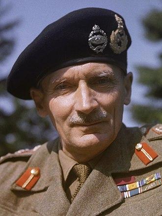 Bernard Montgomery - Montgomery in 1943