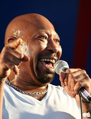 Geno Washington - Pictured in 2007