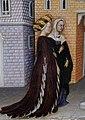 Gentile da fabriano, presentazione al tempio (da pala strozzi), 1423, 04.JPG
