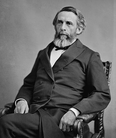 File George Boutwell Brady Handy Photo Portrait Ca1870