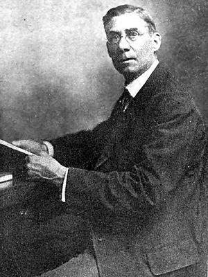 George H. Brimhall - Brimhall in 1922
