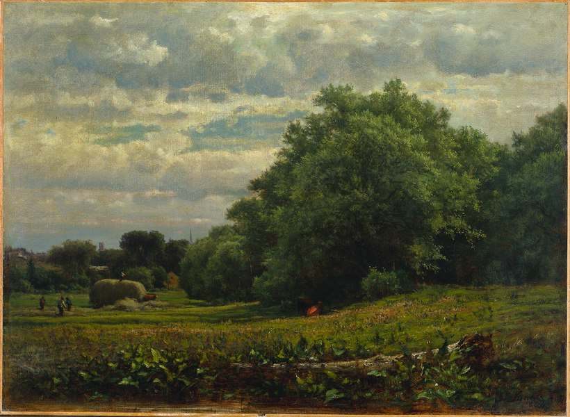 george inness - image 10
