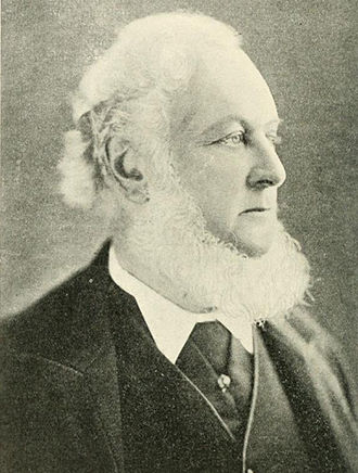 Newington College - Sir George Wigram Allan