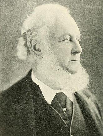 George Wigram Allen - Allen c.1880
