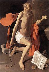 The Penitent St Jerome