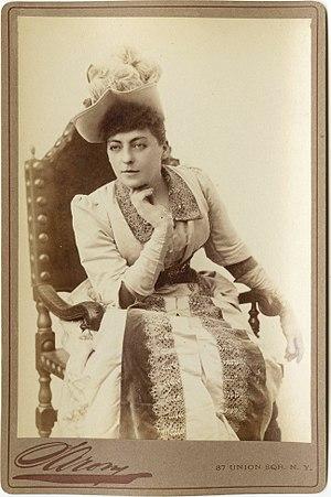 Georgiana Drew - Georgiana 1880s