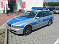 German blue police car 03.JPG