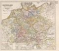 Germany from Rudolf von Habsburg to Maximilian I, 1275–1495 (Spruner, 1854).jpg