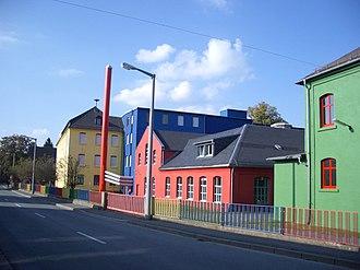 Faber-Castell - Geroldsgrün, Faber-Castell works