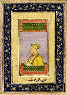 Ghazi ud-Din Khan Feroze Jung III Mughal noble