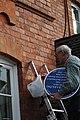 Gilbert Barling Blue Plaque erection - 2018-02-16 - Andy Mabbett - 03.jpg