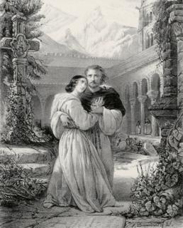<i>La favorite</i> Opera by Gaetano Donizetti