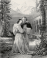 Gilbert Duprez & Rosine Stoltz in Donizetti's La Favorite (cropped).png