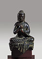 Gilt-bronze Seated Vairocana Buddha.jpg