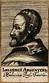 Giovanni Argenterio. Line engraving, 1688. Wellcome V0000196.jpg