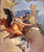 Giovanni Battista Tiepolo - Allegory of Virtue and Nobility - Google Art Project.jpg