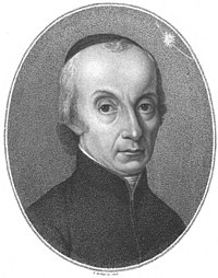 Giuseppe Piazzi, discoverer of the first asteroid, 1 Ceres.