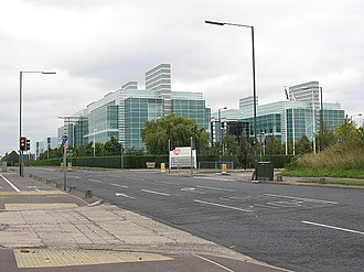 East of England - GSK in Harlow in August 2009