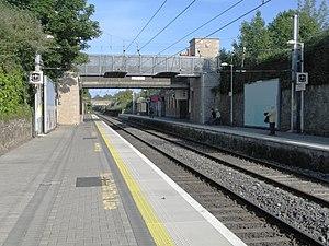 Glenageary - Glenageary station.