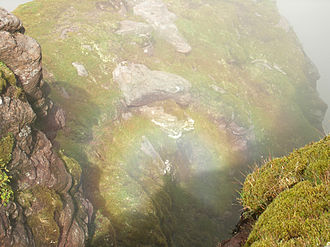 Glory (optical phenomenon) - Image: Glory An Teallach