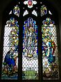Glubb Memorial window, St Dunstan, Mayfield.JPG