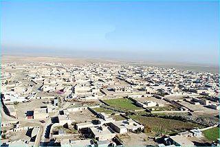 Gohbal Village in Ninawa, Iraq