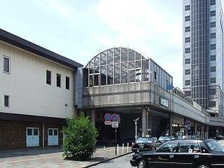 Goi Station Railway station in Ichihara, Chiba Prefecture, Japan