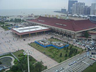 Zhuhai - Gongbei Port