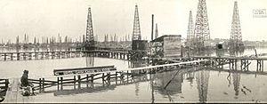 Goose Creek Oil Field - Goose Creek Field, c. 1919