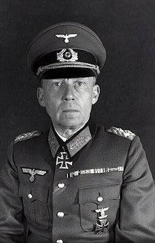 Gotthard Heinrici German general