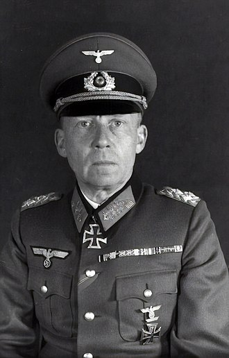 Gotthard Heinrici - Heinrici as Colonel General