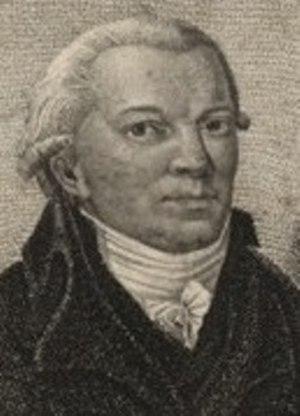 Gottlieb Jakob Planck - Gottlieb Jakob Planck