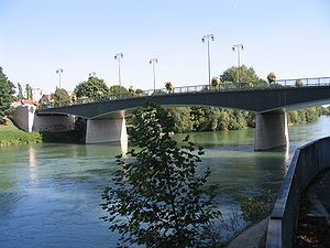 Chelles, Seine-et-Marne - Image: Gournay sur Marne Bridge