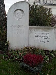 Px Grab Von Robert Stolz Auf Dem Wiener Zentralfriedhof C Gruppe C C Nummer Dez