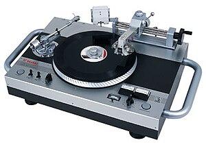 Vestax - Vinyl Cutting Machine: VRX-2000