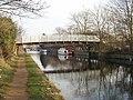 Grand Union Canal bridge 203a to 3 Bridges Primary School - geograph.org.uk - 1096864.jpg