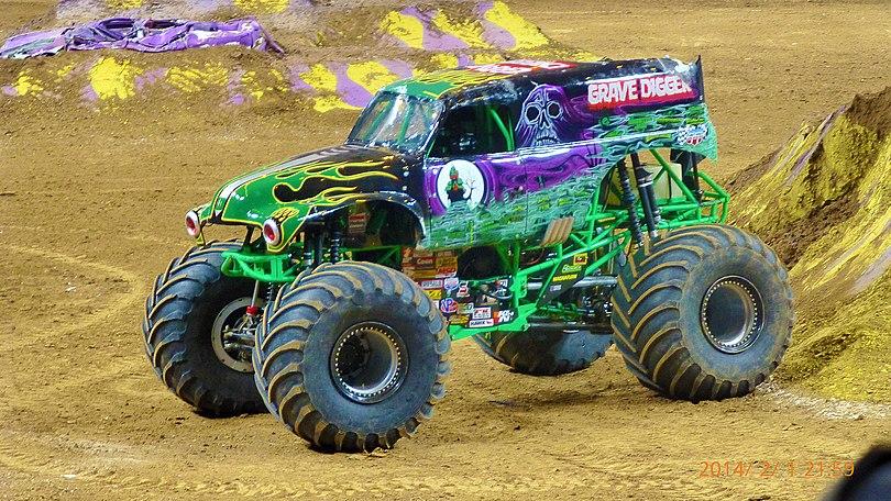 Image Result For Monster Truck Grave