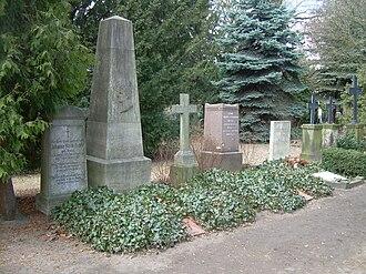Dorotheenstadt Cemetery - Graves of Hegel and Fichte
