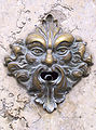 Green man door bell.jpg