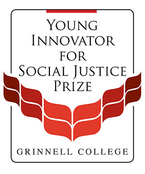 This is the logo for the Grinnell College Youn...