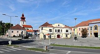 Groß-Enzersdorf,  Lower Austria, Austria