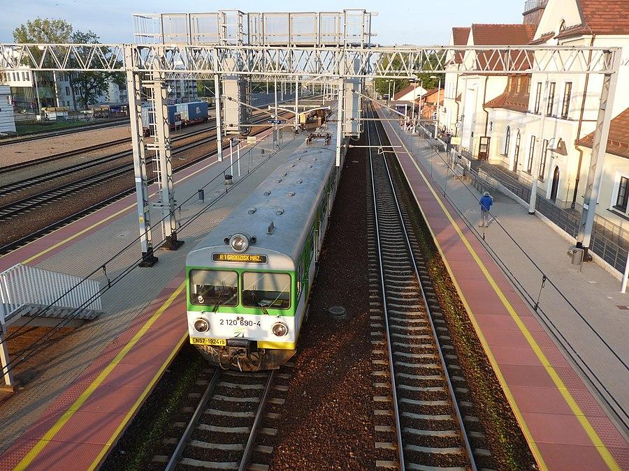 Grodzisk Mazowiecki railway station
