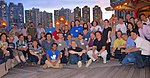 Group Photo, WikiSym+OpenSym2013, Hong Kong.jpg
