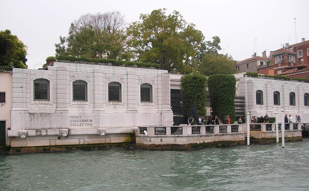 peggy guggenheim collection wikipedia