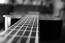 guitare cordes