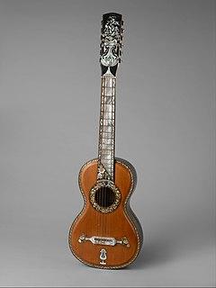 Guitarra séptima