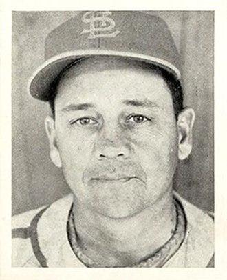 Gus Mancuso - Image: Gus Mancuso Cardinals